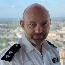 Inspector Chris Fleckney
